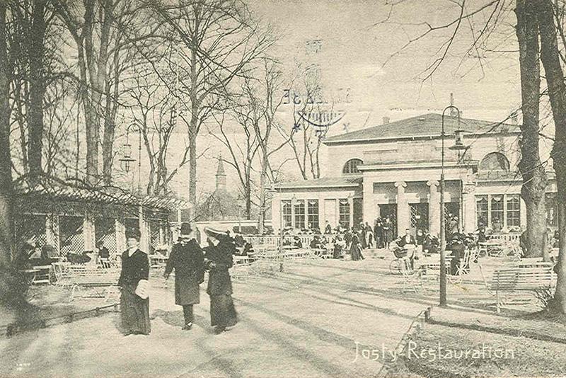 billede af josty anno 1890